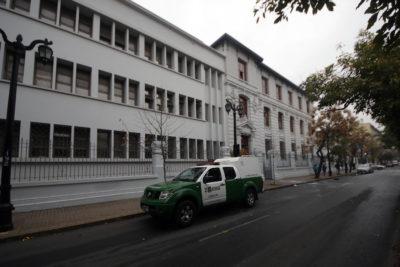 Confirman la expulsión de seis estudiantes del Liceo de Aplicación por participar en desórdenes