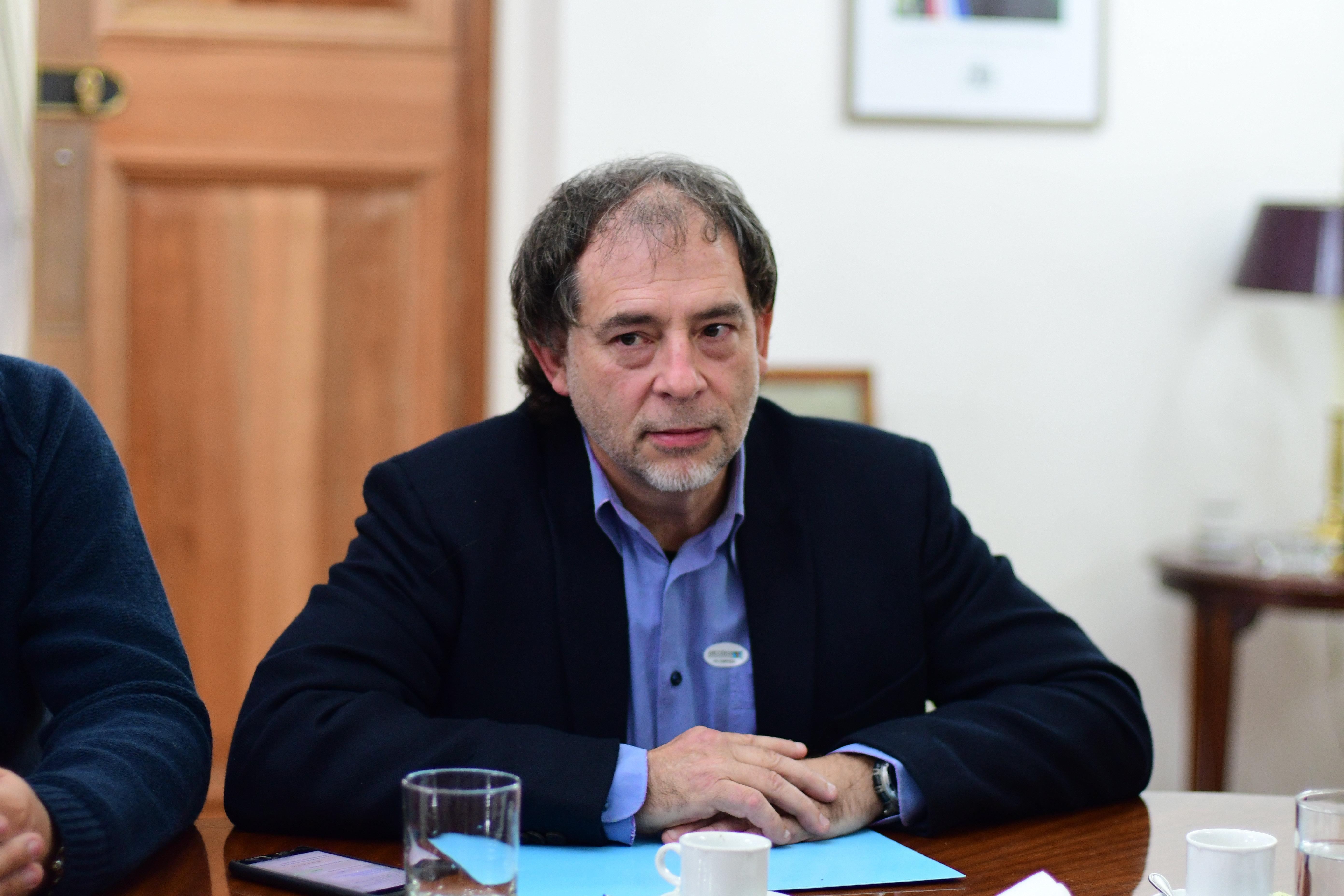 """""""Senador Guido Girardi acusa"""