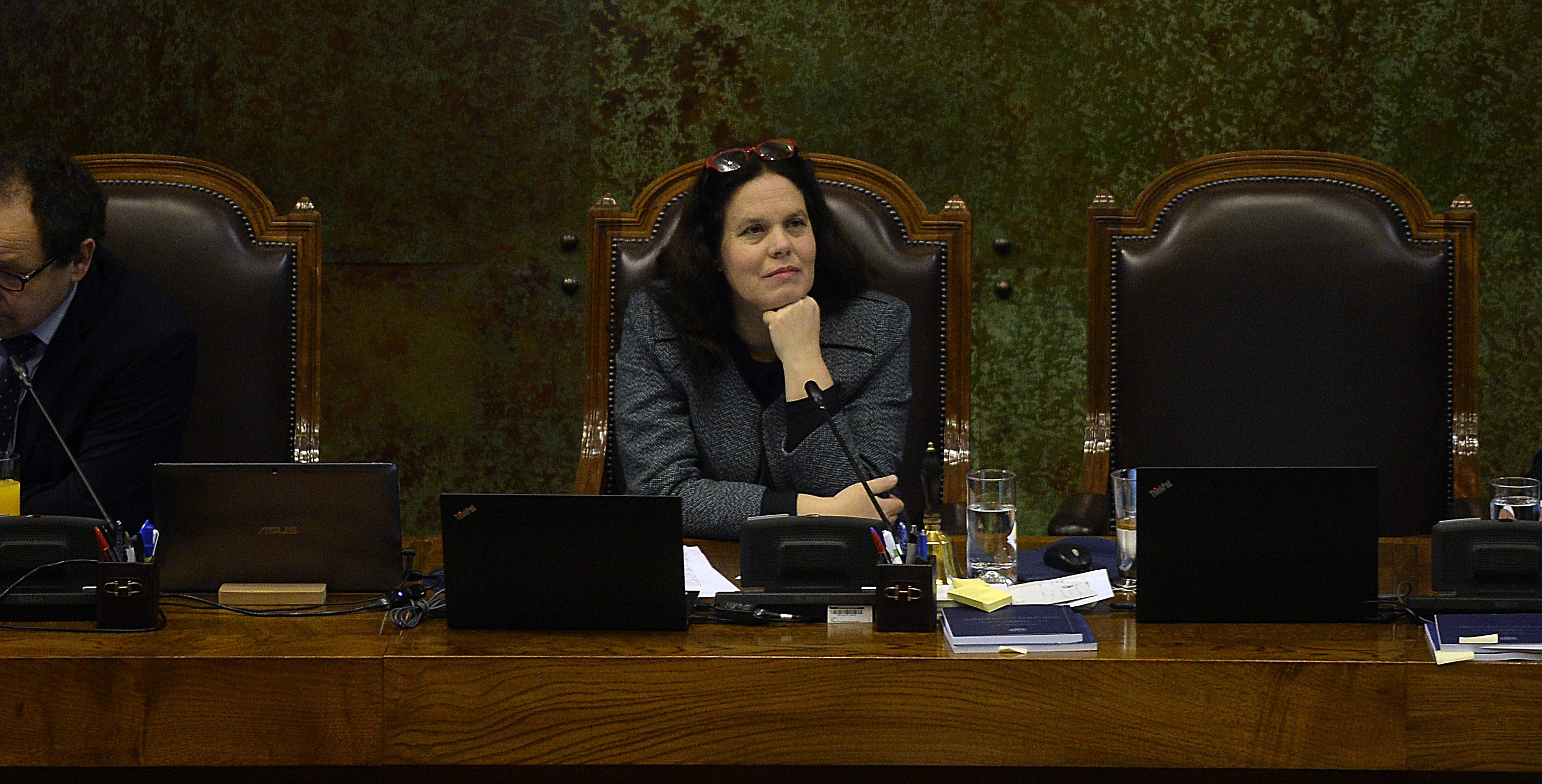 """""""Presidenta de la Cámara de Diputados confirma que no asistirá a Te Deum evangélico"""""""