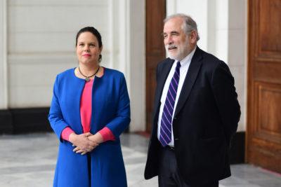 Presidentes del Senado y Cámara de Diputados se restan de Te Deum evangélico