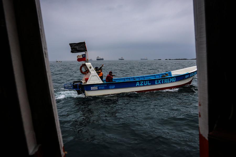 """""""Federación de Pescadores Artesanales: """"Más que a los gerentes, hay que sancionar a las pesqueras"""
