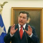 """Roberto Ampuero en la antesala del fallo de La Haya: """"No hay en juego ni un centímetro de territorio chileno"""""""