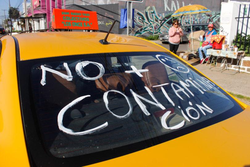 Estudiantes se tomaron colegio en Quintero por nueva emergencia ambiental