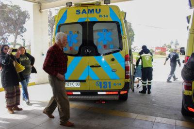 Sename: 15 adolescentes fueron llevados a hospital por intoxicación