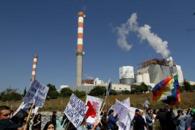 INDH propone paralizar totalmente por un día las faenas industriales en Quintero