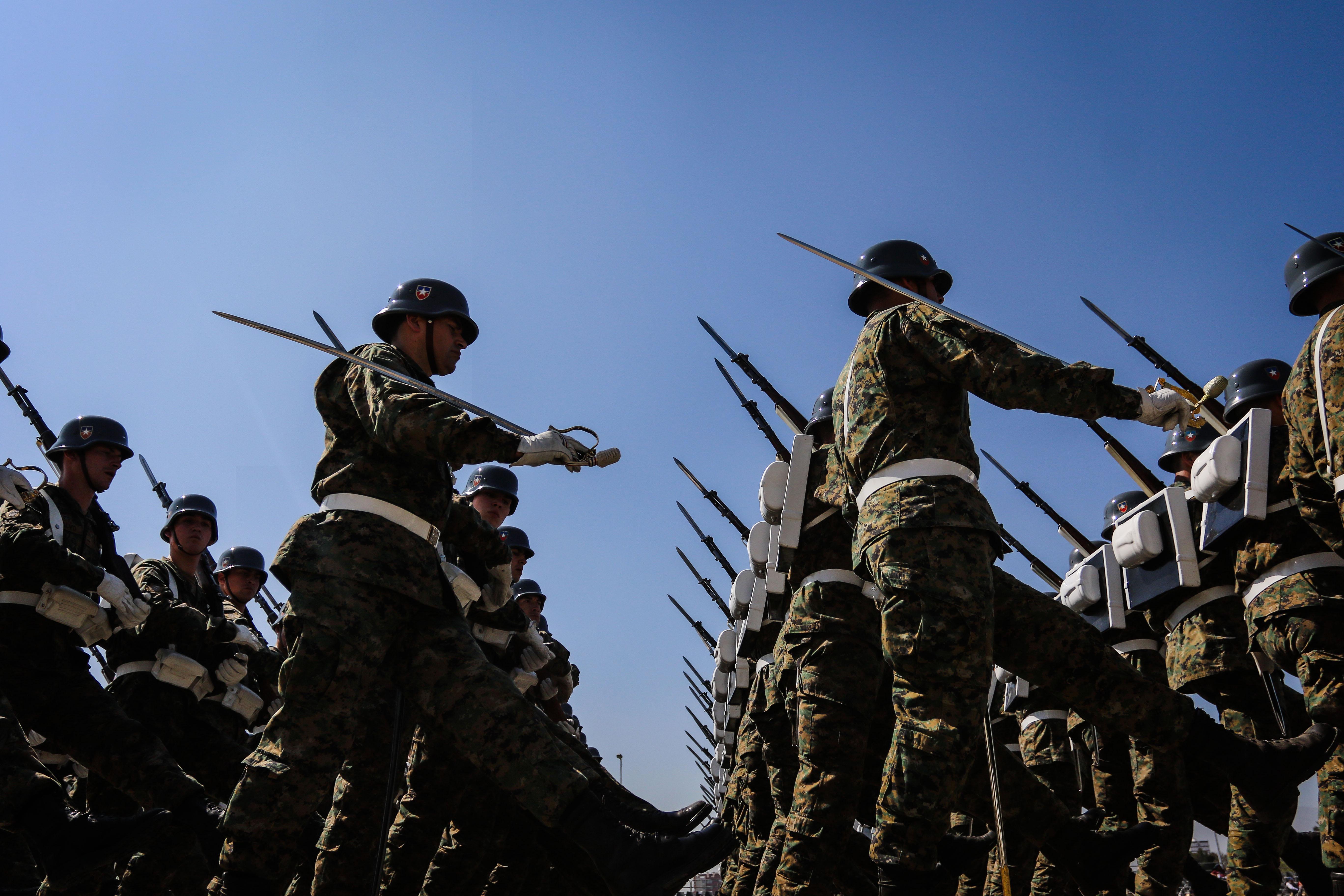 Ejército sobre casos Fuente-Alba: es responsabilidad de cadaComandante en Jefe el uso de los gastos reservados