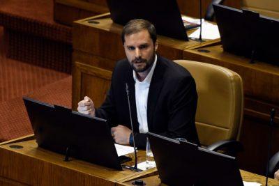 Jaime Bellolio hace público mensaje de fanática pinochetista que le reclama por apoyo a LIG