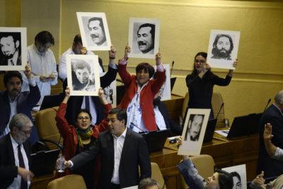 """Carmen Hertz tras rechazo de acusación constitucional contra jueces: """"La grieta de impunidad sigue ensanchándose"""""""