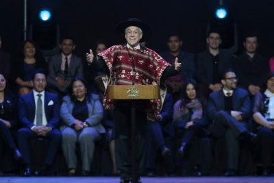 Manco Piñera y sus amautas