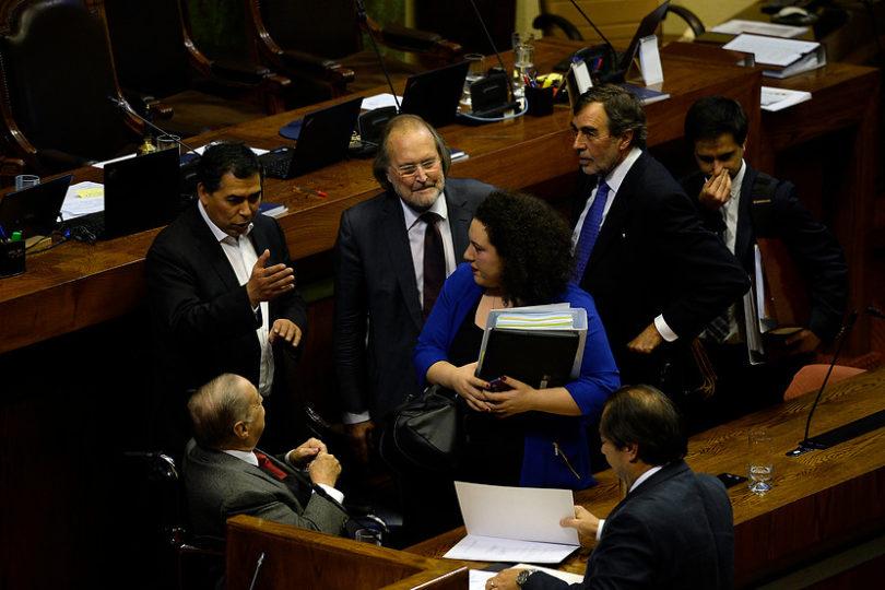 Cámara de Diputados rechaza acusación constitucional contra jueces de la Corte Suprema