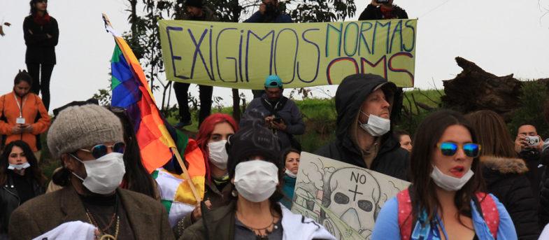 Nuevo episodio de intoxicación en Quintero: al menos 13 personas son las afectadas