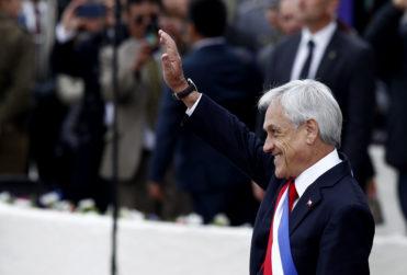 VIDEO |Sebastián Piñera se anota con nuevo fail al recordar la Toma del Morro en la Parada Militar