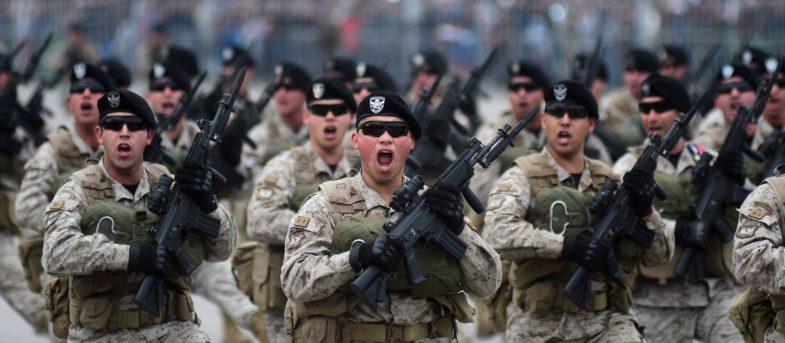 Resultados a la vista: Canal 13 lo pasó mal este miércoles al ser el único sin Parada Militar