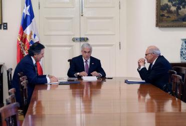 Piñera se reunirá con partidos políticos y comisiones del Congreso a la espera de fallo de La Haya