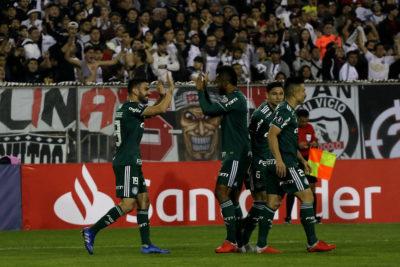VIDEOS | Palmeiras muestra su jerarquía y supera a Colo Colo en Copa Libertadores