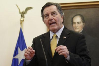 Cancillería cita a embajador venezolano tras vinculación de Chile en atentado a Maduro