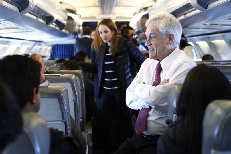 Gira europea de Sebastián Piñera incluiría visita al Vaticano en medio de crisis de la Iglesia