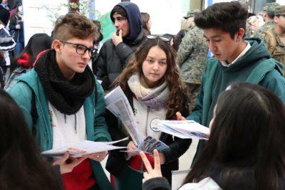 Universidad de Chile amplía plazos para postular a 500 cupos para jóvenes de colegios municipales
