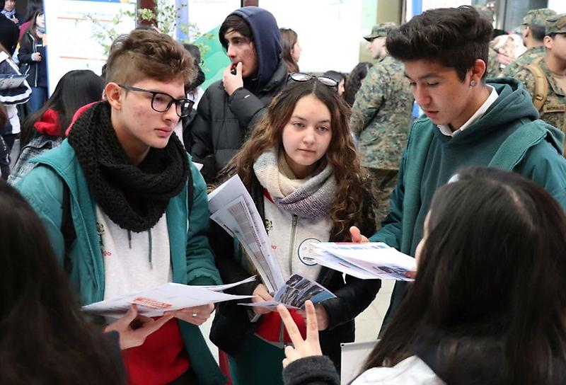 U. de Chile amplía plazos para postular a 500 cupos para jóvenes de colegios municipales