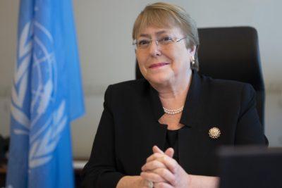 Ranking Forbes: Bachelet es la única latinoamericana entre las mujeres más poderosas