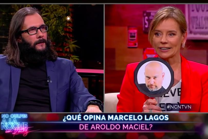 VIDEO |Marcelo Lagos y cómo dejar de chantas a Salfate y Aroldo Maciel en tres minutos (pero con respeto)