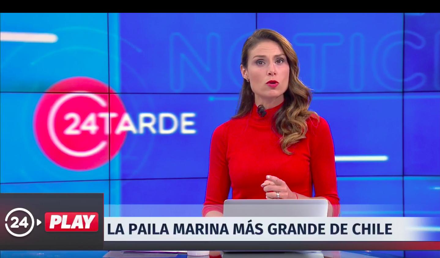 """TVN pone en pantalla """"Algo habrán hecho"""" en vez del Te Deum y desata pelea bíblica en Twitter"""
