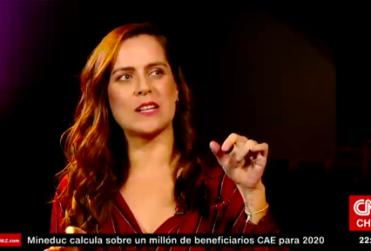 Natalia Valdebenito confirma abusos a niños en Sábado Gigante
