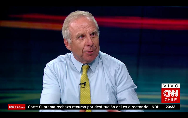 """""""Debió darle el crédito"""": sutil troleo de Fernando Paulsen a Piñera tras intervención de Donald Trump en la ONU"""