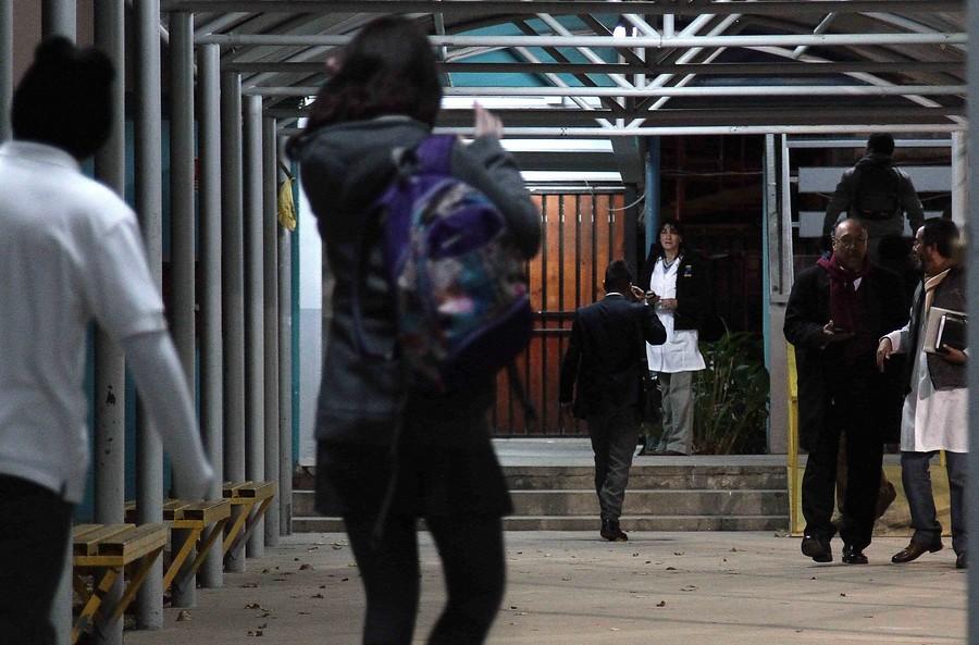 Rematan colegio en Rengo incluida su matrícula de 800 alumnos