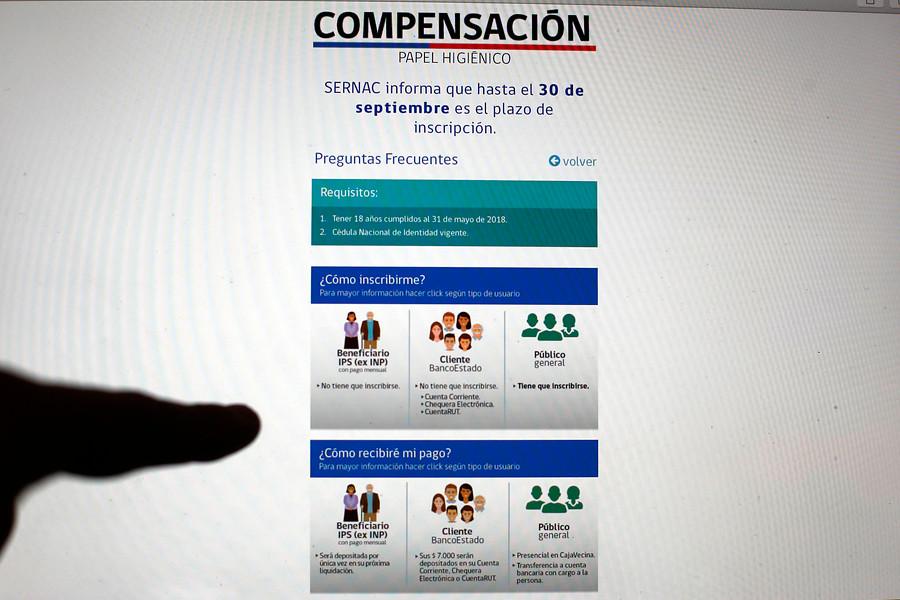 Compensación del confort: 11 millones y medio de personas ha recibido su pago