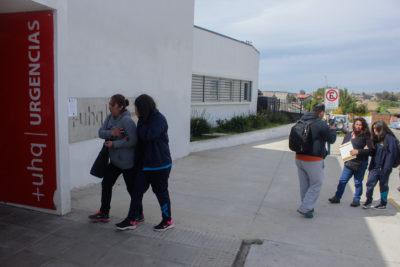 Otras de 30 personas llegan al Hospital de Quintero por síntomas de intoxicación