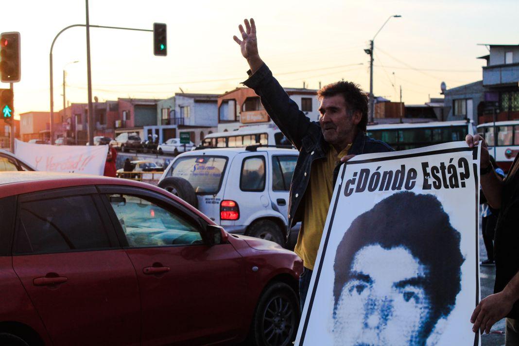 """""""A tres años de la desaparición de José Vergara familiares convocan a nuevas búsquedas en el desierto"""""""
