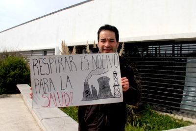 """INDH en misión de observación en Quintero-Puchuncaví: """"La gente está asustada y desinformada"""""""