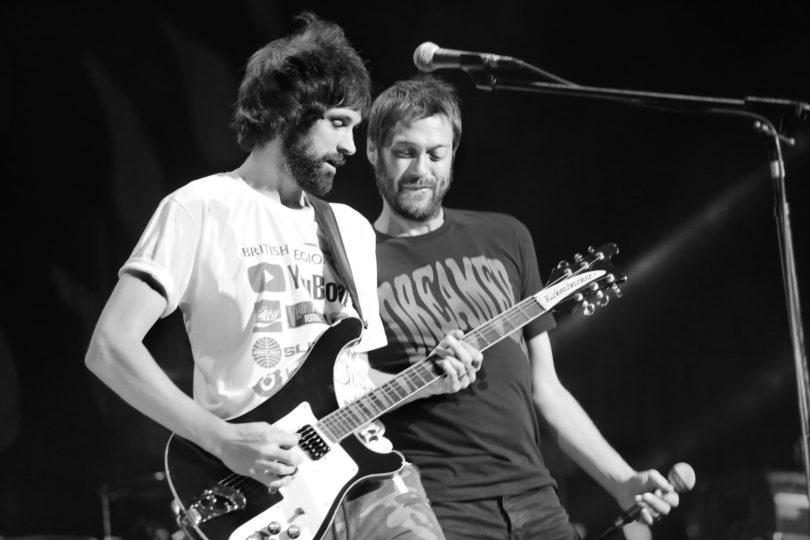 Kasabian en Chile, quién dijo que el rock de guitarras estaba muerto