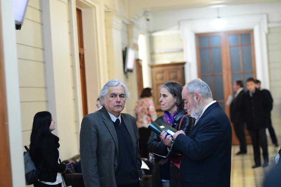"""""""Precht presenta recurso de protección contra el arzobispado de Santiago"""""""