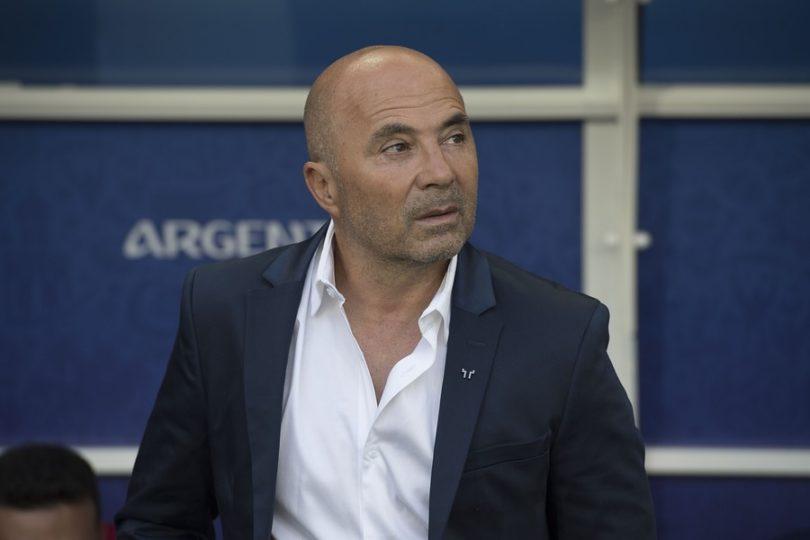 VIDEO |El error que cometió Sampaoli en plena conferencia y que dejó sin palabras a los hinchas del Santos
