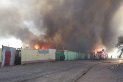 Piñera envía mensaje a damnificados de Calama y ministro de Vivienda se alista para visitar la zona afectada