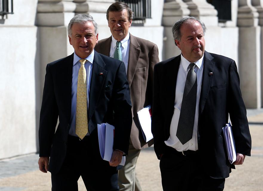 """""""Gobierno asegura que reforma de pensiones está lista en un 80% y sería enviada"""