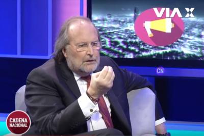 """Harasic por acusación constitucional a supremos: """"Me atrevería a decir que Dolmestch está sufriendo"""""""