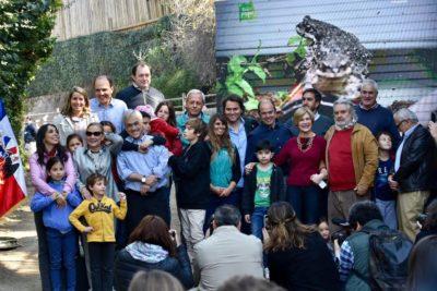 Anuncian creación de Eco Parque Metropolitano para modernizar el Zoológico Nacional