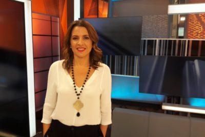 Monstserrat Álvarez deja Canal 13 y sería la gran carta de Chilevisión