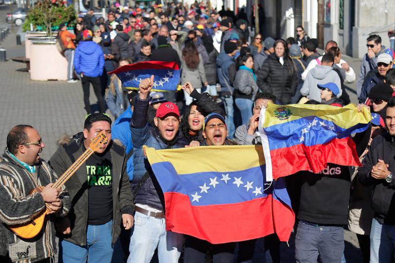 Países del grupo Lima y Chile rechazan la intervención militar en Venezuela