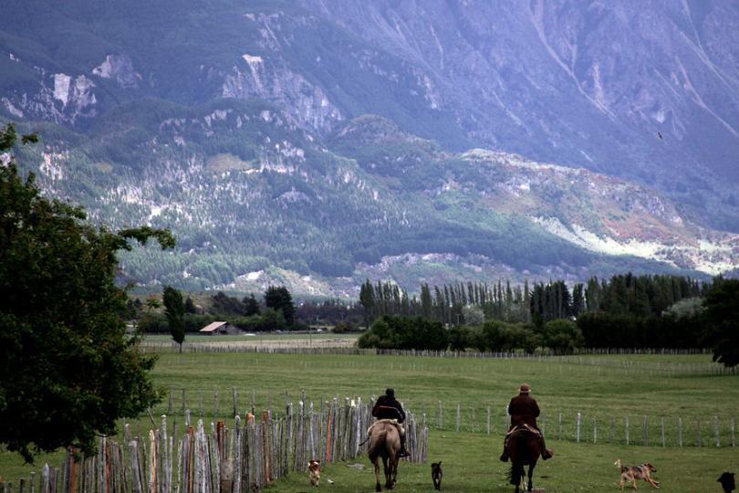 Una Patagonia optimista