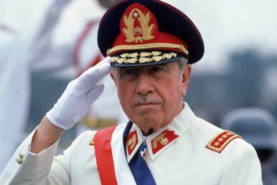 Justicia retiene herencia de Pinochet destinada a Lucía Hiriart, hijos y nietos