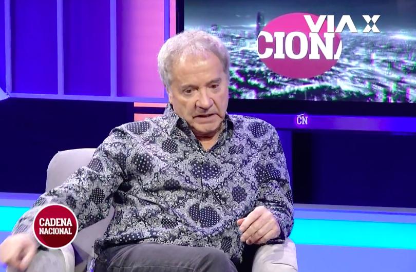 """VIDEO   Pollo Fuentes se cuadra con Natalia Valdebenito por abusos en Sábado Gigante: """"Le creo, no va a estar mintiendo"""""""