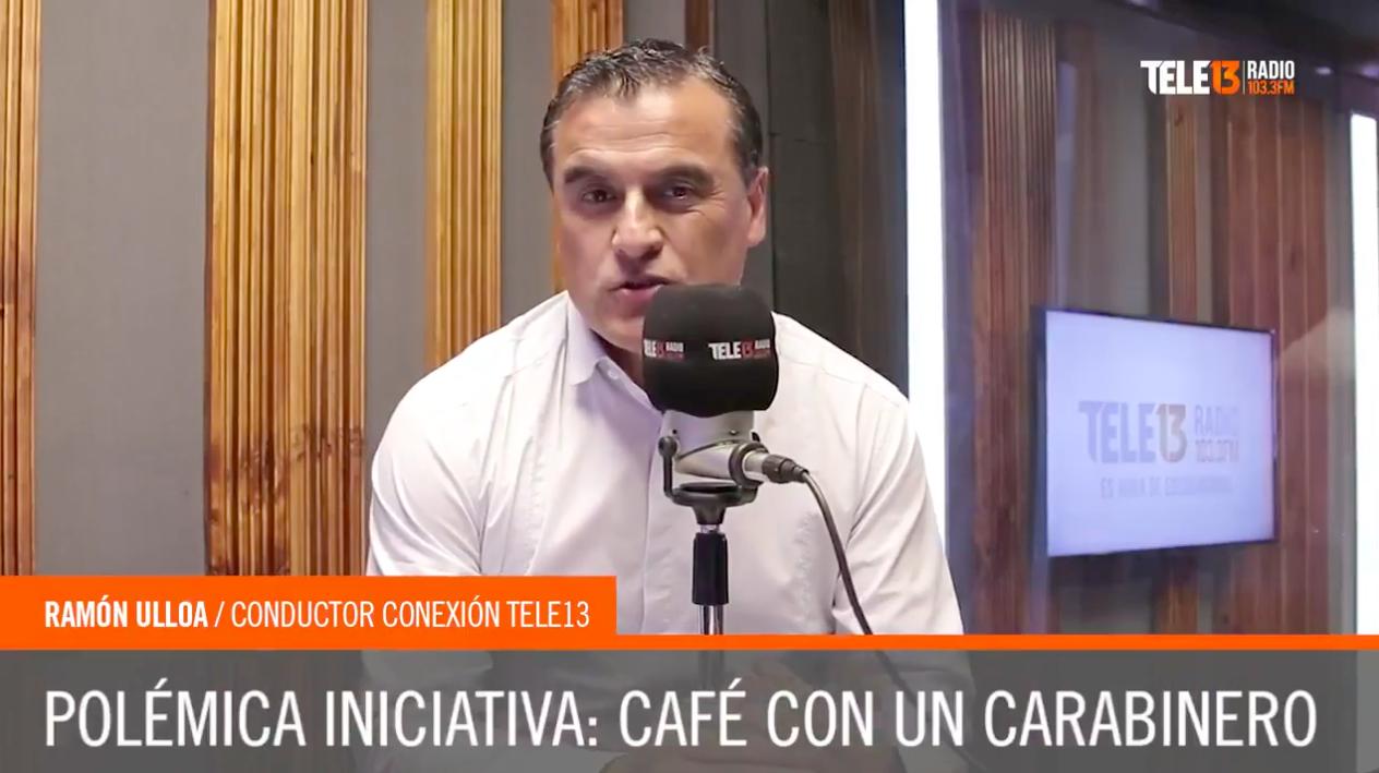VIDEO   Ramón Ulloa le explica a Carabineros cuál es la única forma de salir del barro… y no es con un café