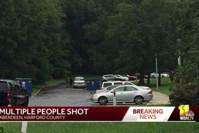 VIDEOS |Tiroteo deja varias víctimas en Maryland, Estados Unidos