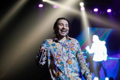 """Felipe Avello: """"Ítalo me dijo que llegara antes a los shows para sacarme fotos con la gente. Hoy sigo su consejo"""""""