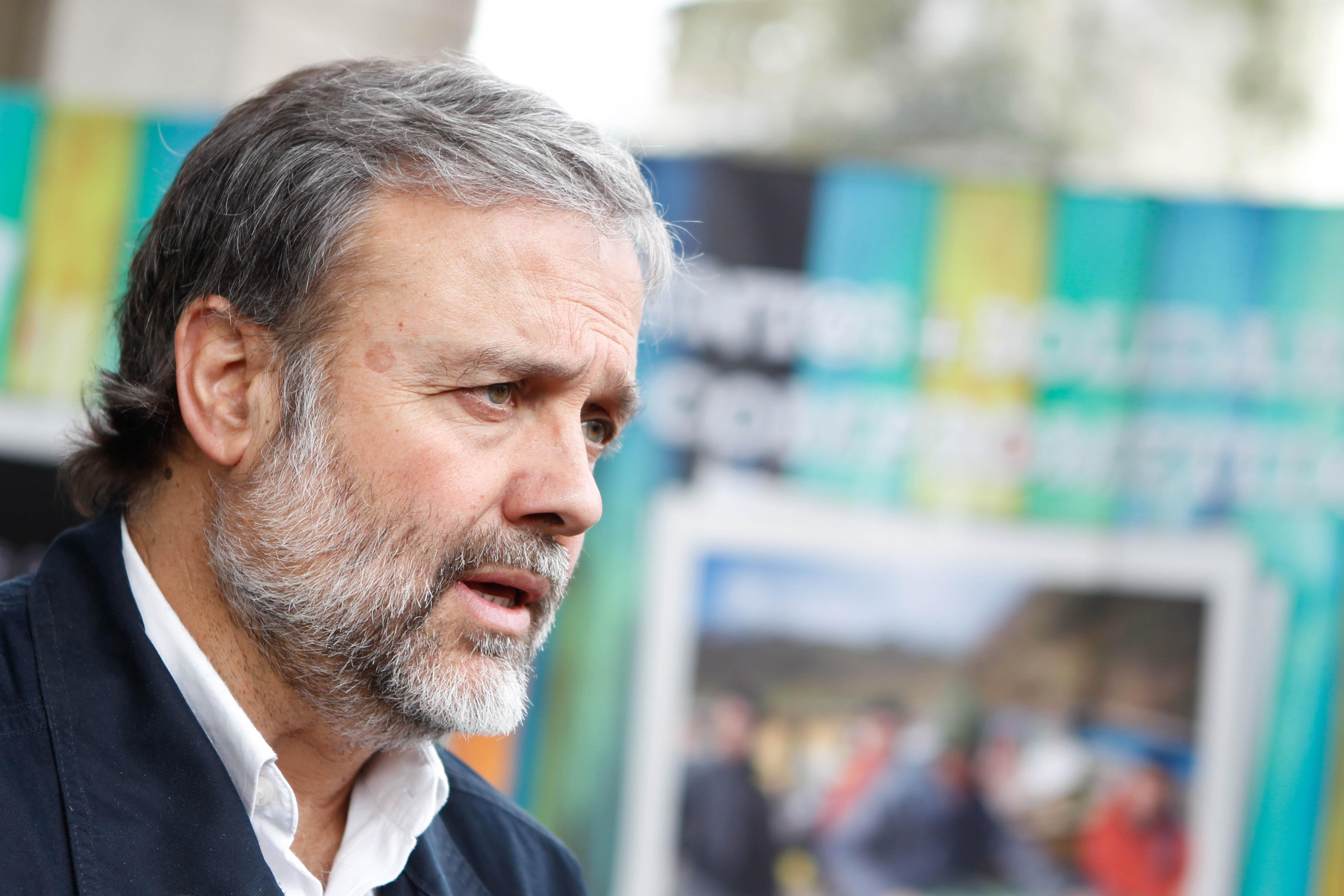 """Benito Baranda: """"La Iglesia se opuso a la educación sexual y en parte es responsable de lo que ocurre hoy con el VIH"""""""
