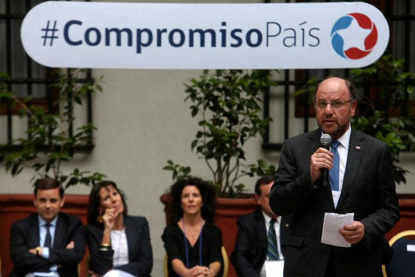 """""""Compromiso País"""" y la caída del Plan Araucanía"""